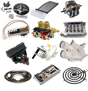 APPLIANCE PARTS DEPARTMENT - Appliance Repair New Mexico