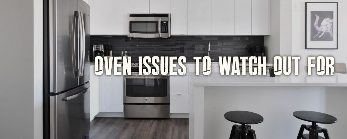 Oven Problems