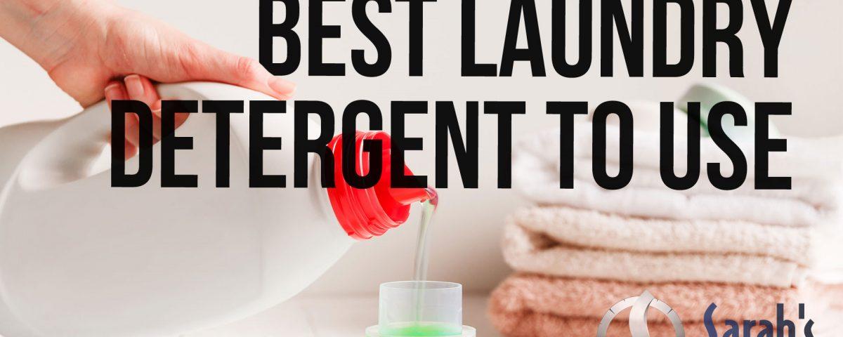 best-laundry-detergent